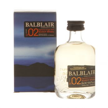 Balblair 2002 Miniature 5cl