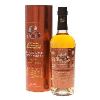 The Six Isles Saint Etienne Rum Finish 70cl