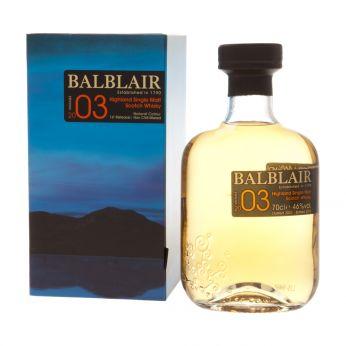 Balblair 2003 1st Release bot.2013 70cl
