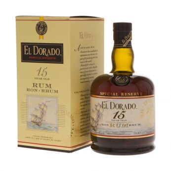 El Dorado 15y Special Reserve Demerara Rum 70cl