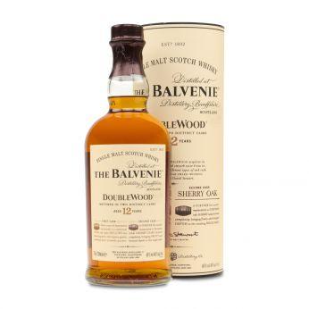 Balvenie 12y Double Wood Single Malt Scotch Whisky 70cl