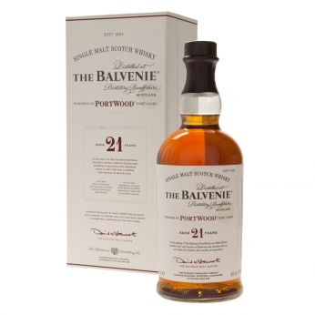 Balvenie 21y Portwood Single Malt Scotch Whisky 70cl