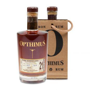 Opthimus Rum 21y 70cl