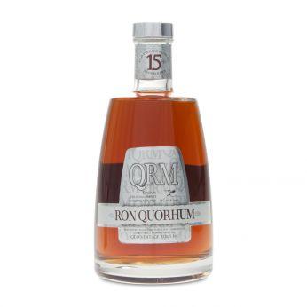 Quorhum 15 anos Solera Rum 70cl