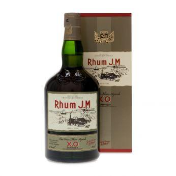 J.M XO Tres Vieux Rhum Agricole 70cl