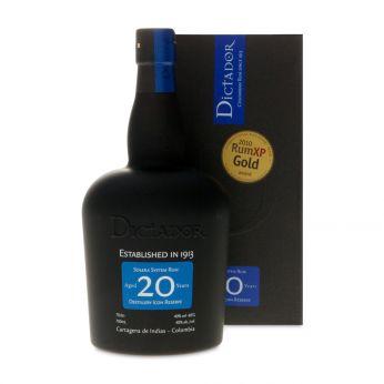Dictador 20y Solera System Colombia Rum 70cl