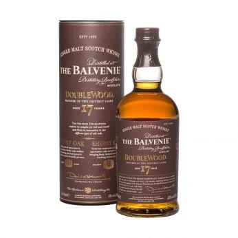 Balvenie 17y Double Wood Single Malt Scotch Whisky 70cl
