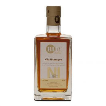 Rum Company Old Nicaragua 70cl