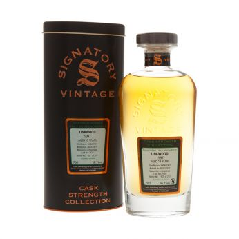 Linkwood 1997 19y Cask#7538 Cask Strength Collection Signatory 70cl