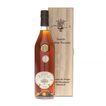 Vallein-Tercinier Hors d'Age Cognac Reserve de la Maison in Holzkiste 70cl