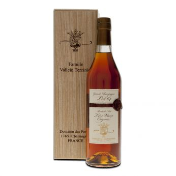 Vallein-Tercinier Lot 64 Cognac Grande Champagne 70cl