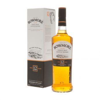Bowmore 12y Islay Single Malt Scotch Whisky 70cl