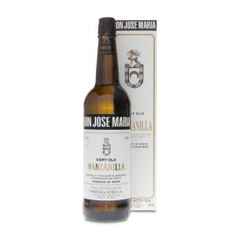Don Jose Maria Manzanilla 75cl