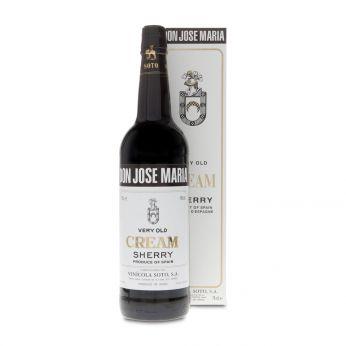Don Jose Maria Cream 75cl