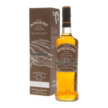 Bowmore 17y White Sands 70cl
