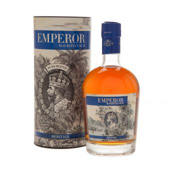 Emperor Heritage Mauritian Rum 70cl