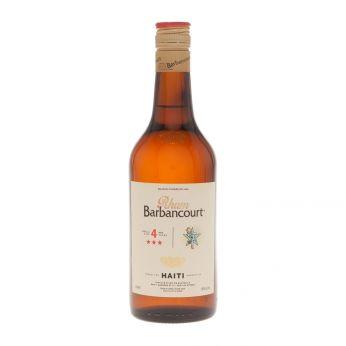 Barbancourt 4y 70cl