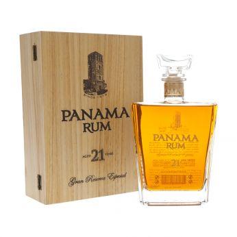 Panama Rum 21y Gran Reserva Especial 70cl