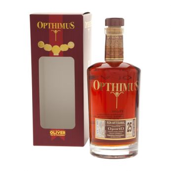 Opthimus Rum 25y Oporto Graham's Port Cask Finish 70cl