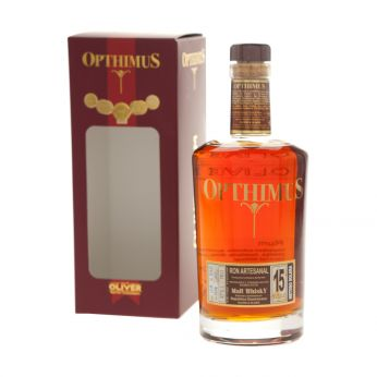 Opthimus Rum 15y Malt Whisky Cask Finish 70cl