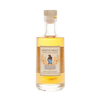 Säntis Malt Apricot Malt Liqueur 20cl