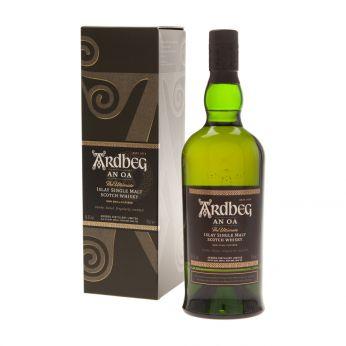 Ardbeg An Oa Islay Single Malt Scotch Whisky 70cl