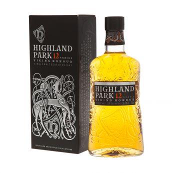 Highland Park 12y Viking Honour Single Malt Scotch Whisky 70cl