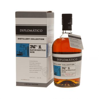 Diplomatico Distillery Collection No.1 Batch Kettle Rum 70cl
