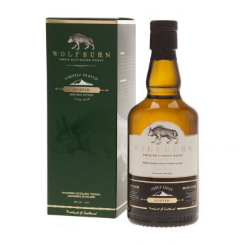Wolfburn Morven Lightly Peated 70cl