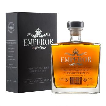 Emperor Private Collection Chateau Pape Clement Finish 70cl