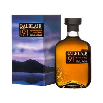 Balblair 1991 3rd Release bot.2018 70cl