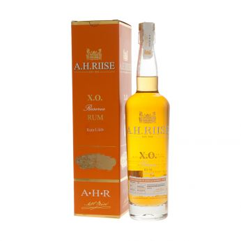 A.H. Riise XO Reserve Super Premium Single Barrel Rum 70cl