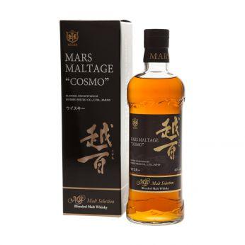Mars Maltage Cosmo Blended Malt Japanese Whisky 70cl
