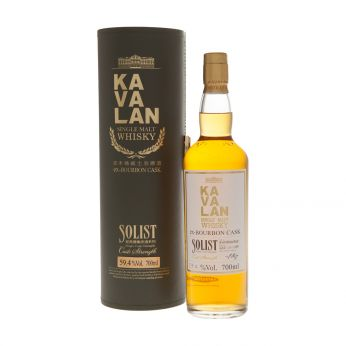 Kavalan Solist Ex-Bourbon Single Cask 70cl