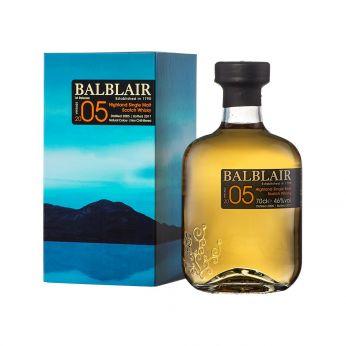 Balblair 2005 1st Release bot.2018 70cl