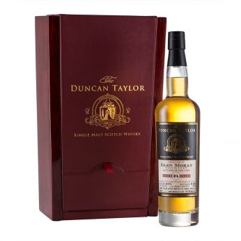 Glen Moray 1989 25y Cask#5205 Single Range Duncan Taylor 70cl