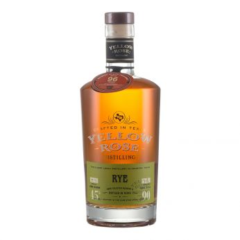 Yellow Rose Rye Whiskey 70cl