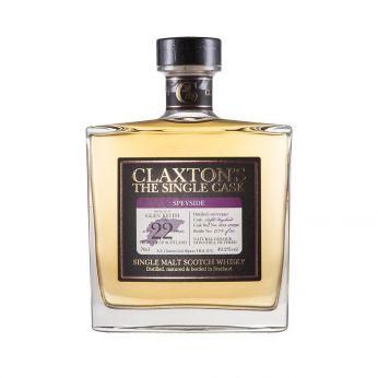 Glen Keith 1995 22y Cask#1833-171290 Claxton's 70cl