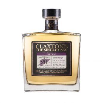 Glentauchers 1996 20y Cask#1727-7293 Claxton's 70cl