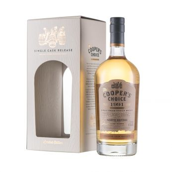 FoG-2S North British 1991 26y Cask#304 The Coopers Choice 70cl