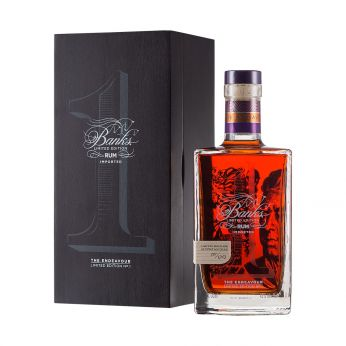 Banks The Endeavor Limited Edition No.1 70cl