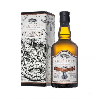 Wolfburn Conrad Gessner Swiss Exclusive Bottling 70cl
