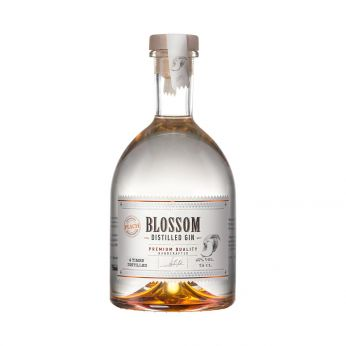 Blossom Peach Distilled Gin 70cl