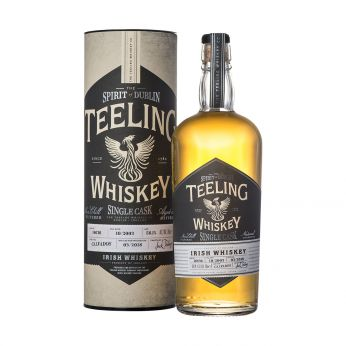 Teeling 2003 14y Calvados Single Cask #16636 70cl