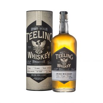 Teeling 2003 14y White Wine Single Cask #17159 Single Malt Irish Whiskey 70cl
