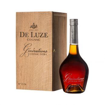 De Luze Generations Limited Edition 70cl