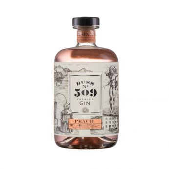 Buss No.509 Persian Peach Gin Limited Edition 70cl