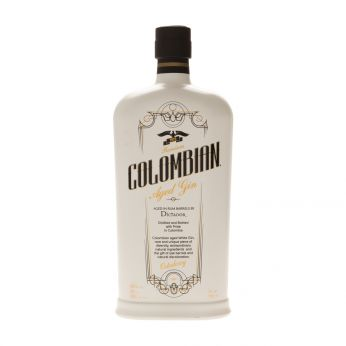 Dictador Colombian Aged White Gin Ortodoxy 70cl