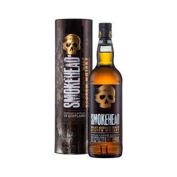 Smokehead Islay Single Malt Scotch Whisky 70cl