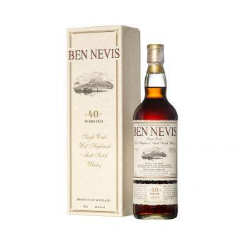 Ben Nevis 1967 40y bottled for Alambic Classique 70cl